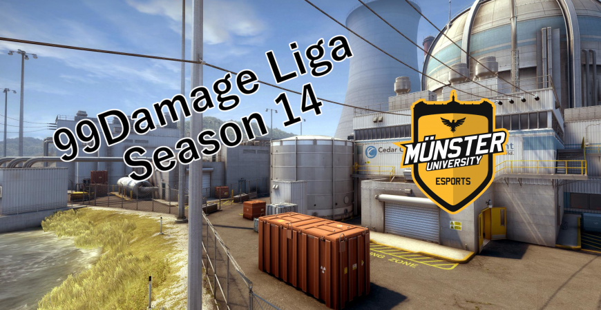 [CS:GO] Season 14 der 99Damage Liga startet