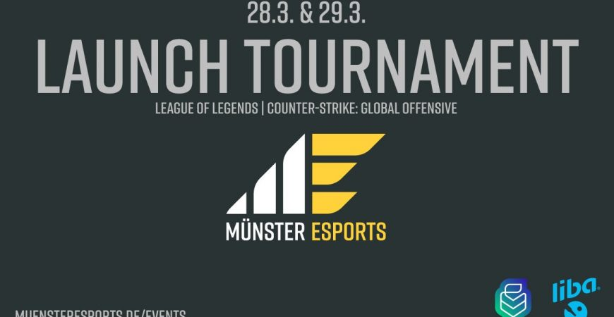 Münster Esports Launch Tournament